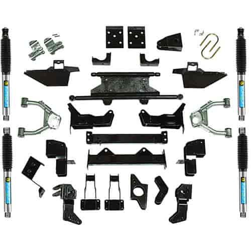 Superlift Suspension Systems K328B