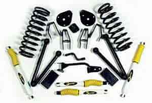 Superlift Suspension Systems K334