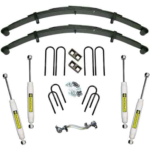 Superlift Suspension Systems K462