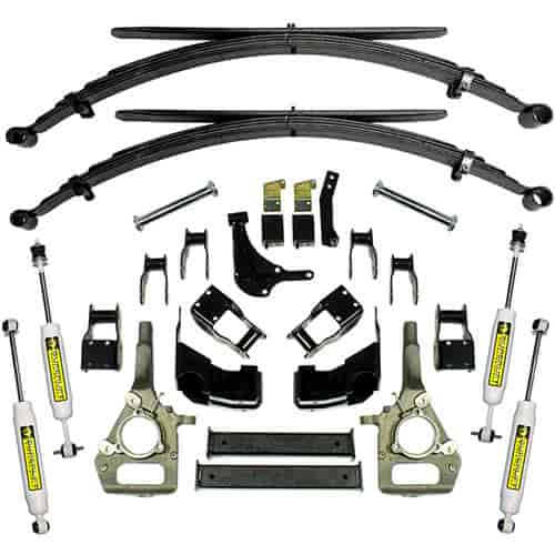 Superlift Suspension Systems K494