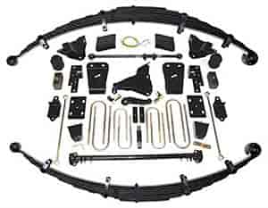 Superlift Suspension Systems K606B