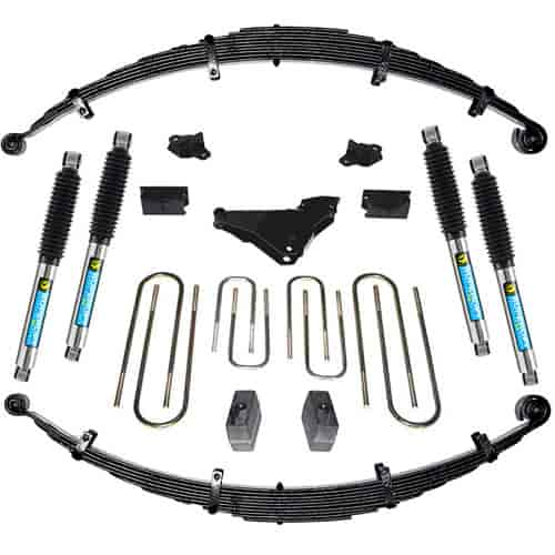 Superlift Suspension Systems K632B