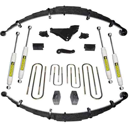 Superlift Suspension Systems K637