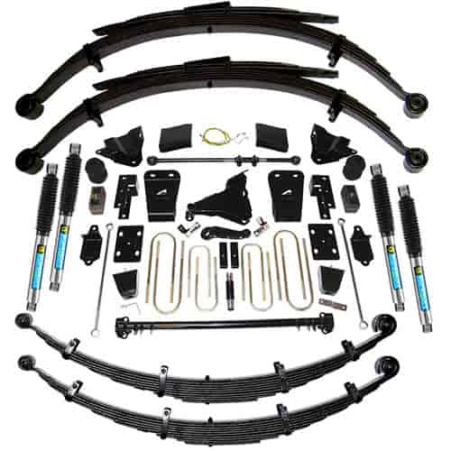 Superlift Suspension Systems K765B