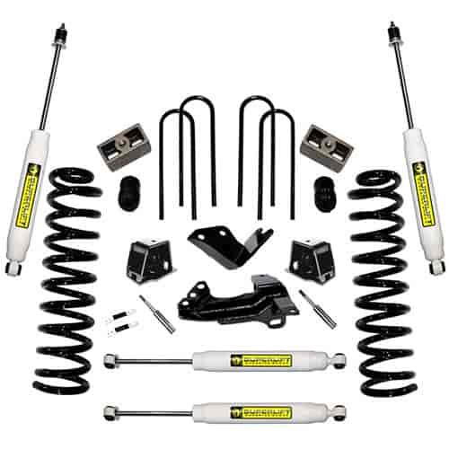 Superlift Suspension Systems K792