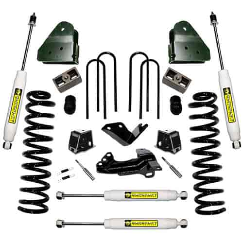 Superlift Suspension Systems K796