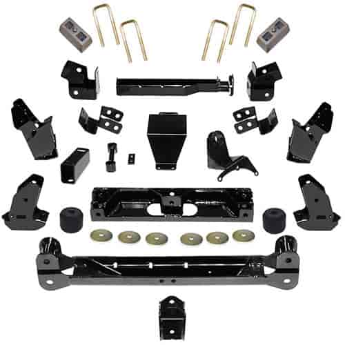 Superlift Suspension Systems K838