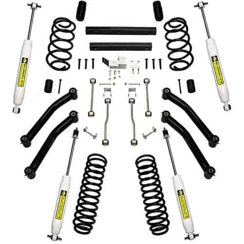 superlift suspension systems k843  suspension lift kit
