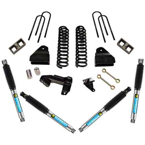 Superlift Suspension Systems K854B
