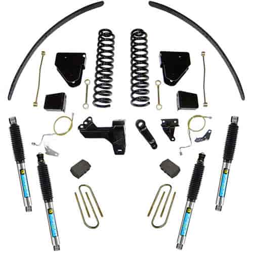 Superlift Suspension Systems K855B