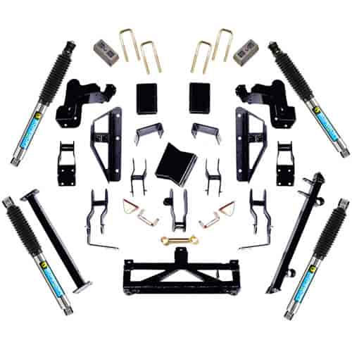 Superlift Suspension Systems K873B