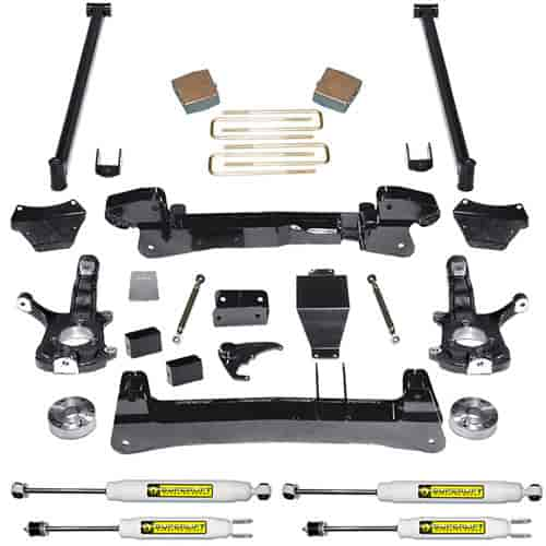 Superlift Suspension Systems K900