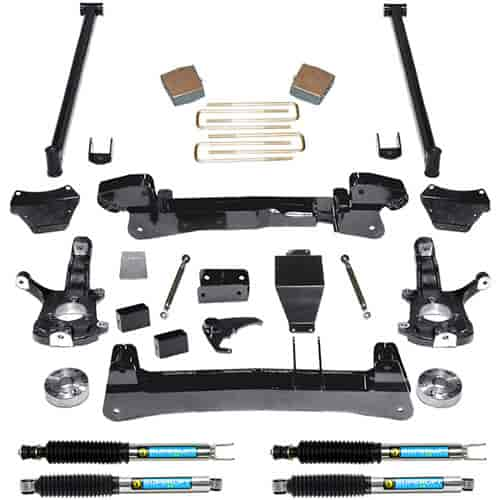 Superlift Suspension Systems K900B