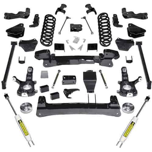 Superlift Suspension Systems K901