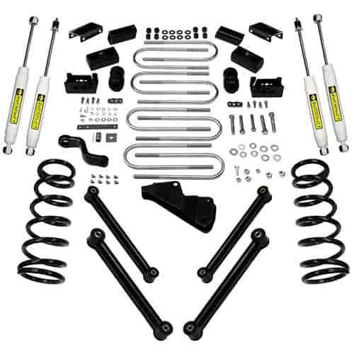 Superlift Suspension Systems K967