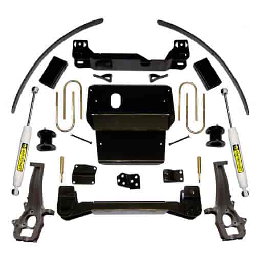 Superlift Suspension Systems K117