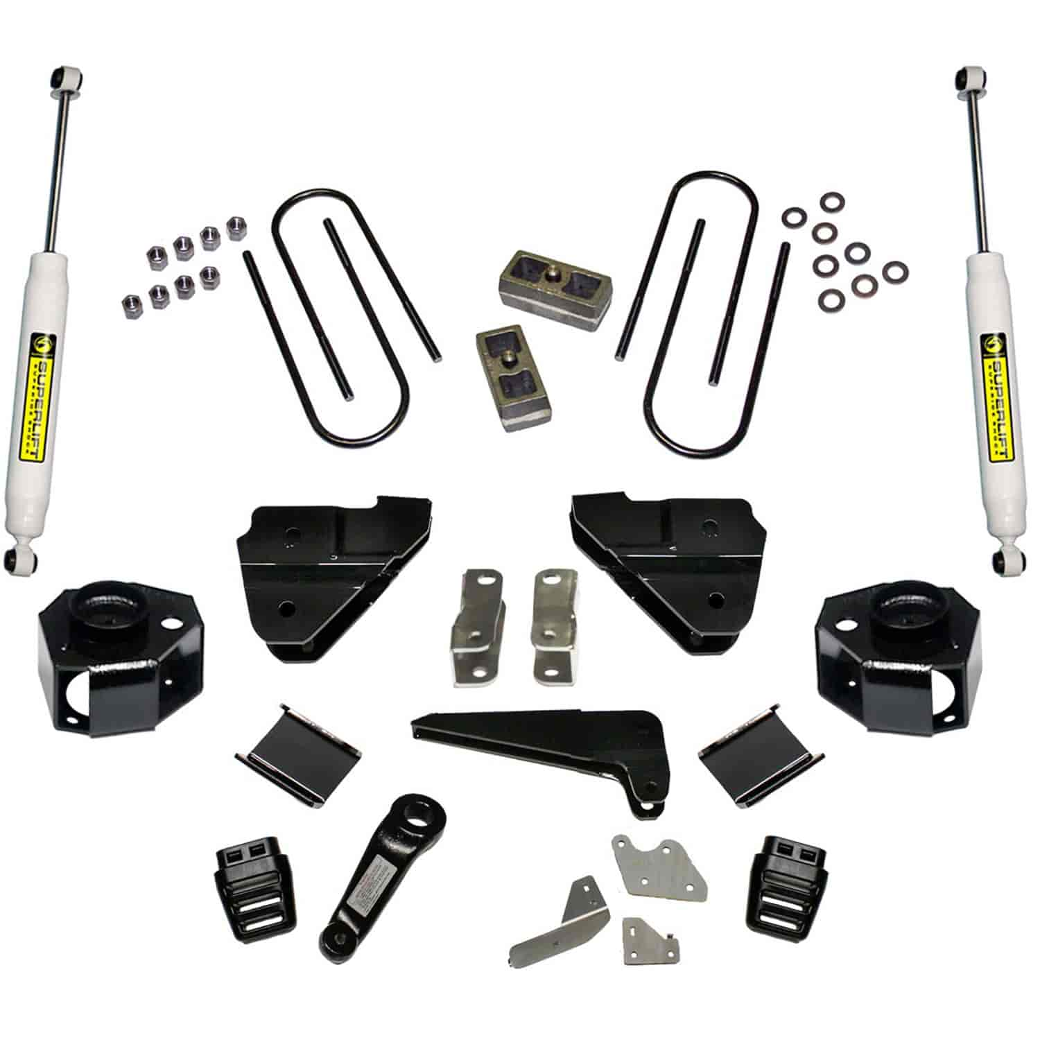 Superlift Suspension Systems K145