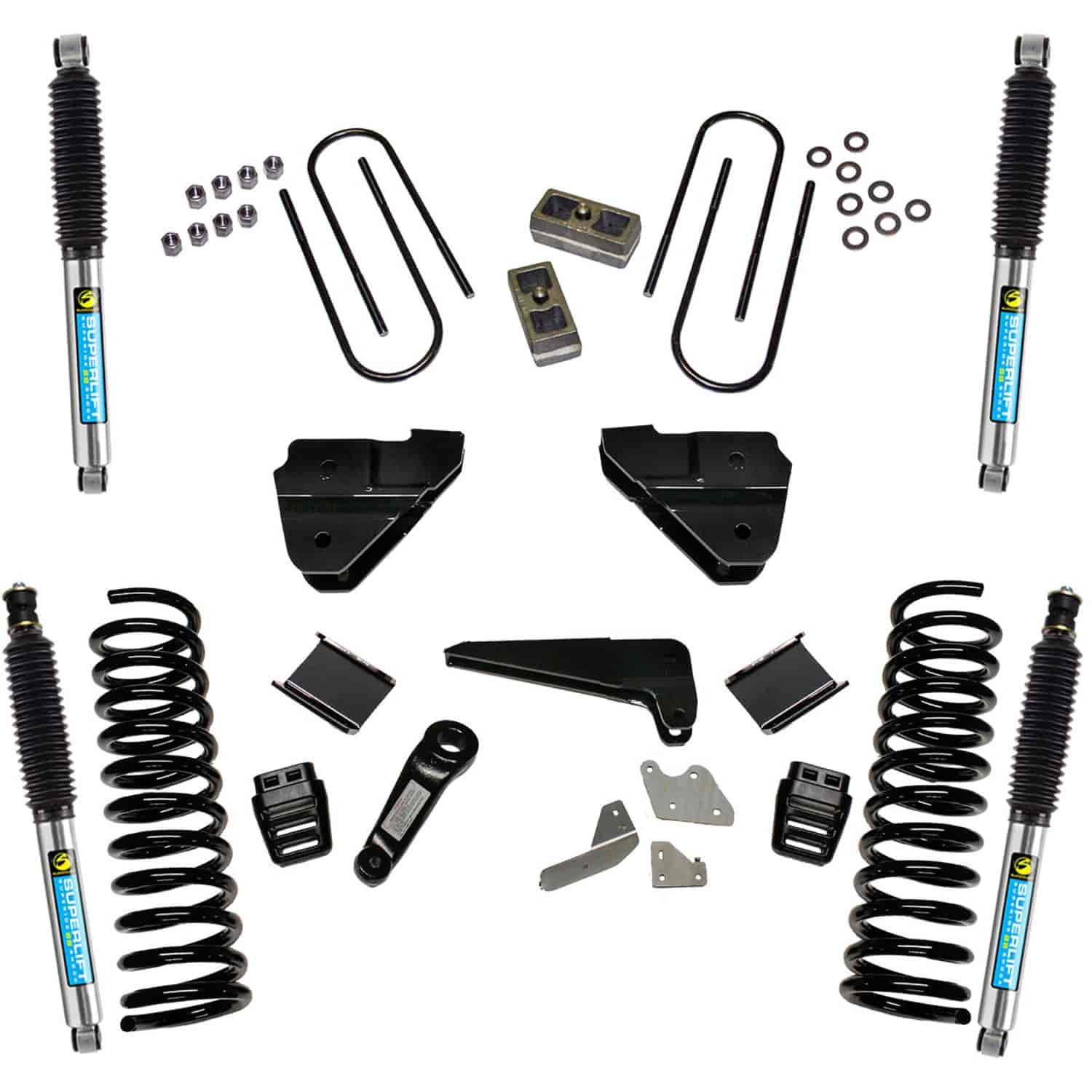 Superlift Suspension Systems K146B