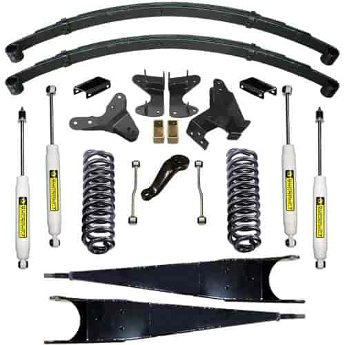 Superlift Suspension Systems K492