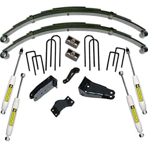 Superlift Suspension Systems K573