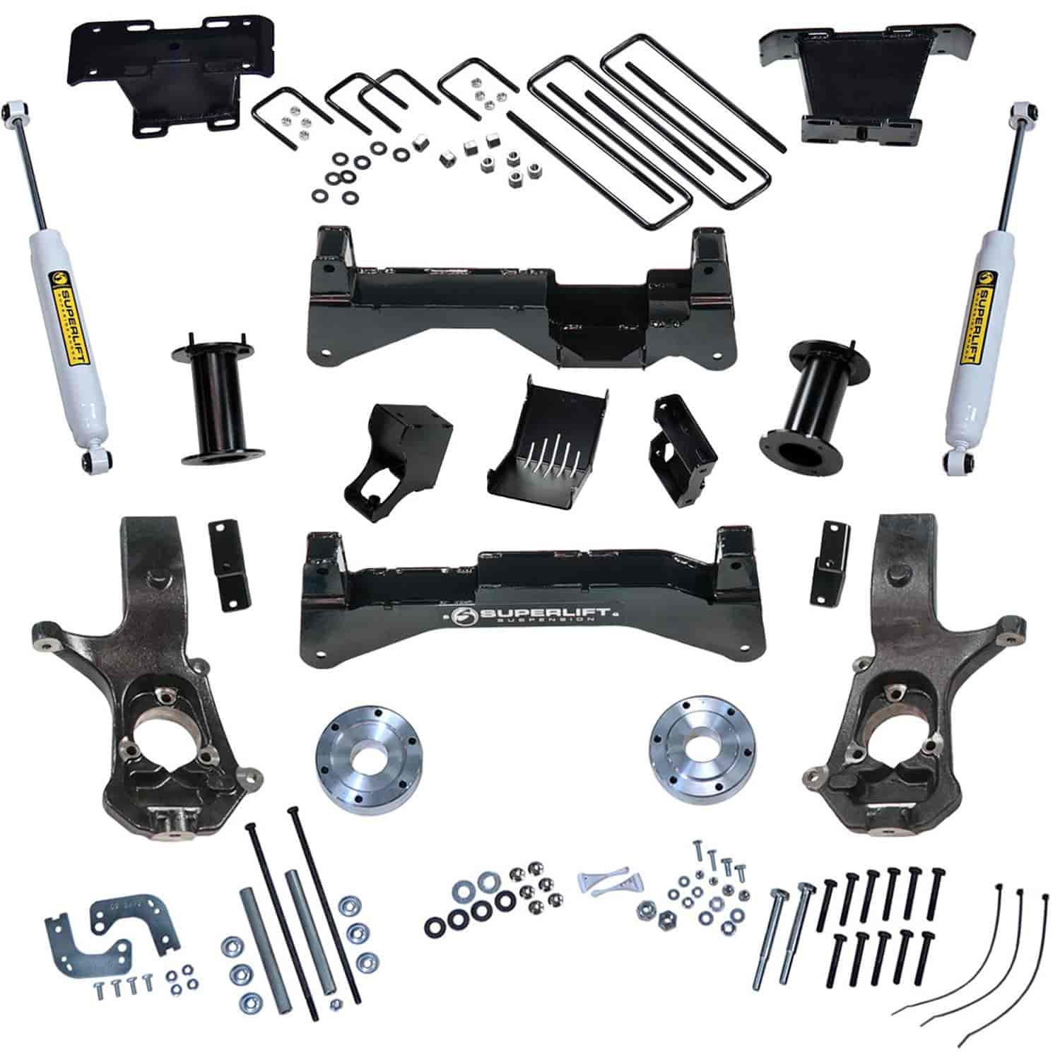 Superlift Suspension Systems K898