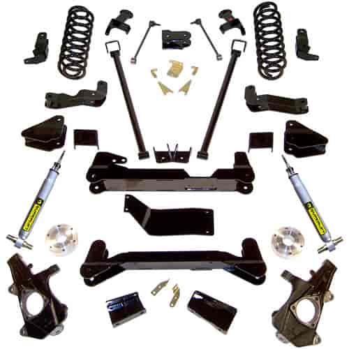 Superlift Suspension Systems K923