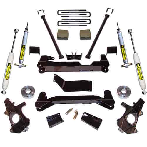 Superlift Suspension Systems K929