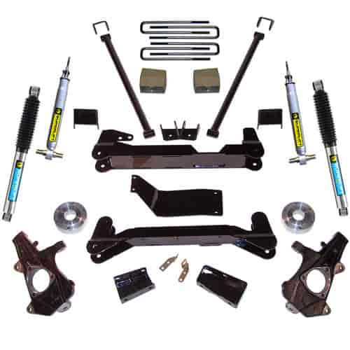 Superlift Suspension Systems K929B