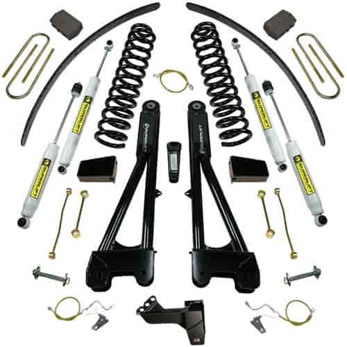 Superlift Suspension Systems K985