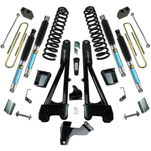 Superlift Suspension Systems K989B