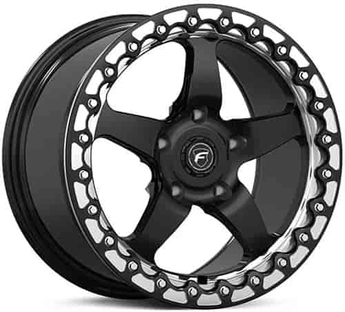 Forgestar Wheels Bd5171050md D5 Beadlock Drag Racing Wheel 17 X 10