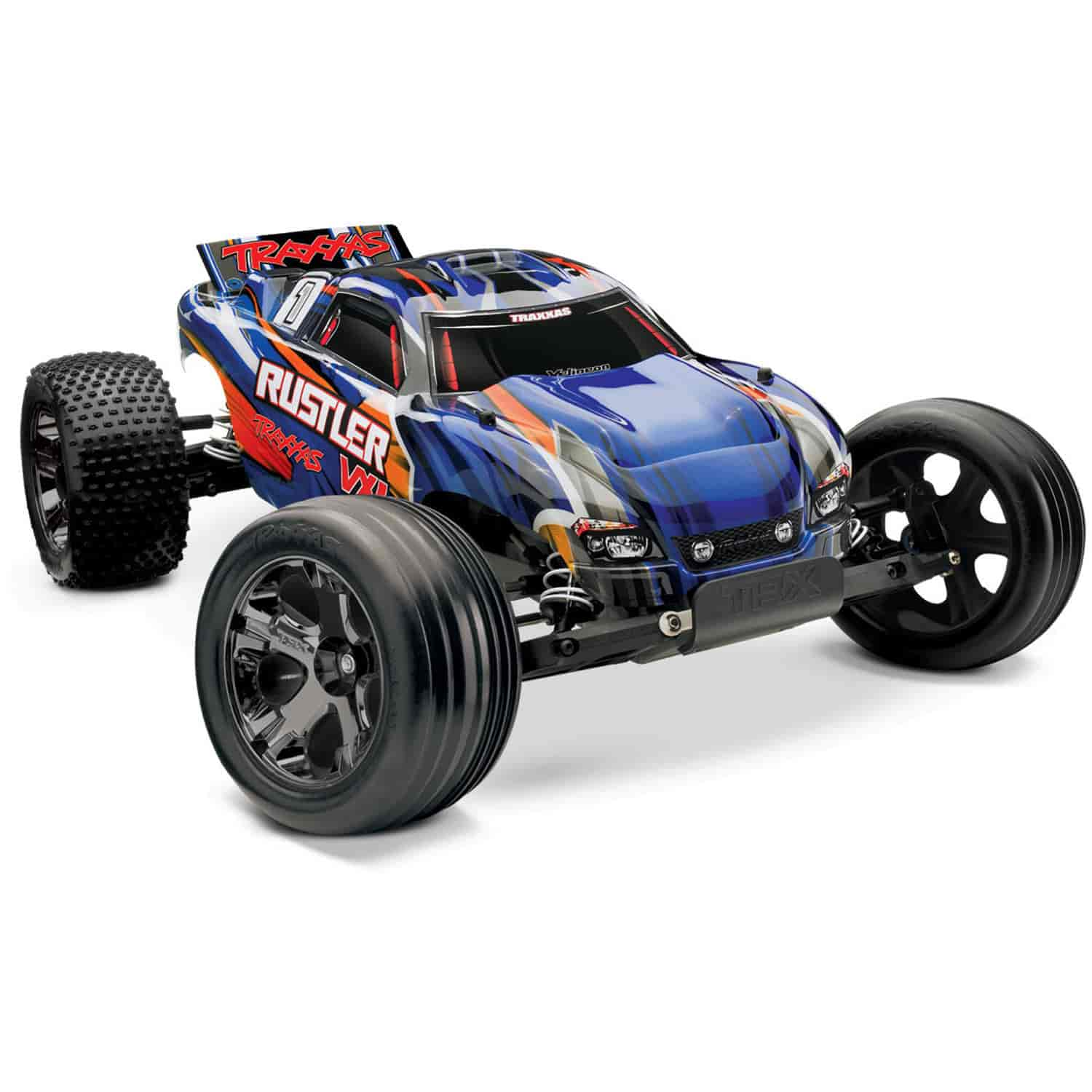 Traxxas Rustler Schematic 2004 Unlimited Access To Wiring Diagram Nitro Parts For 37076 3 Blue Vxl 2wd Brushless Stadium Truck 1 10 Rh Jegs Com
