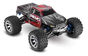 Traxxas 5309-RED - Traxxas Revo 3.3 Nitro 4x4  Monster Truck