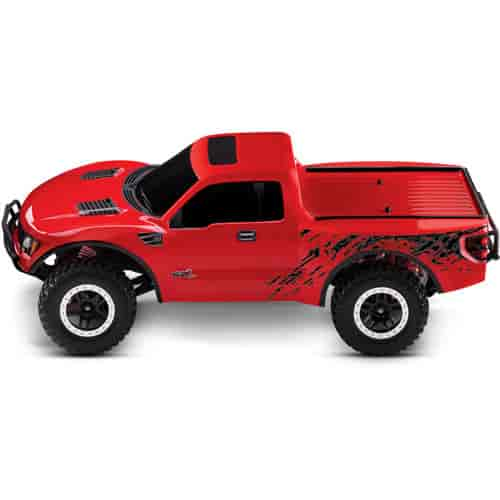 Traxxas 5806-RED - Traxxas Ford F-150 SVT Raptor