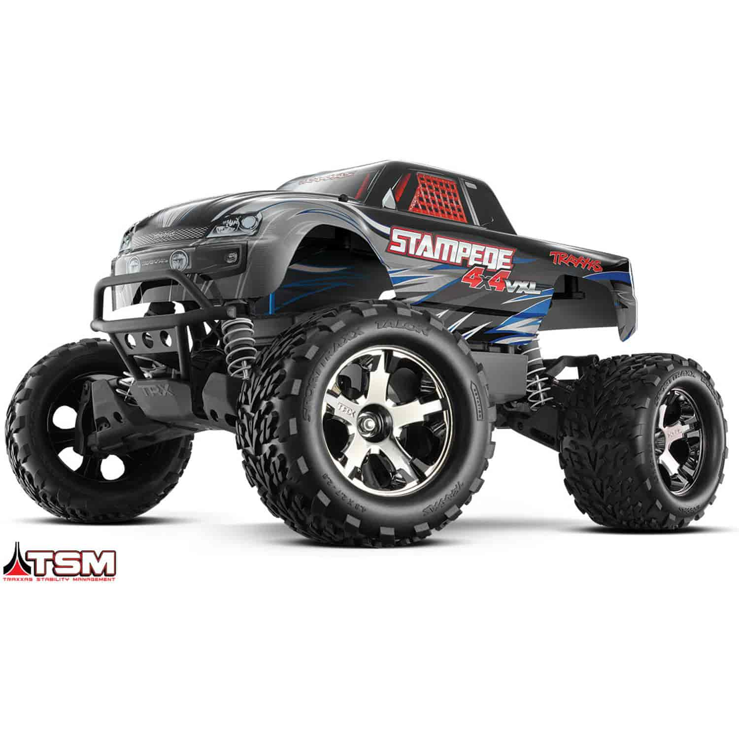 Traxxas Stampede Vxl 4x4 Brushless Photo Trend Ideas 1 10 Scale 2wd Monster Truck 3607l 67086 3 Slvr
