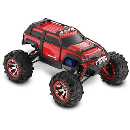 Traxxas 72076-3-RED