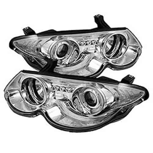 Headlights 1999 2004 Chrysler 300m Spyder Auto 5009449