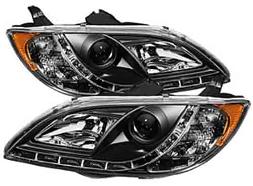 Spyder Auto 5017451 - Spyder Auto LED Projector Headlights