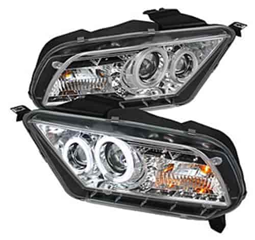 Spyder Auto 5039347 - Spyder Halo Projector Headlights