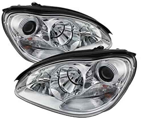 Spyder Auto 5070005 - Spyder Auto LED Projector Headlights