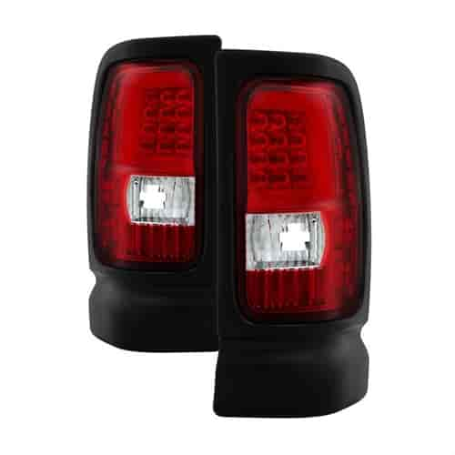 Tail Lights 1994 2001 Dodge Ram 1500 Spyder Auto 9038891