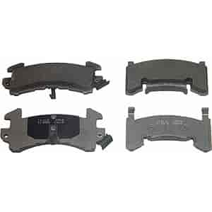 Wagner MX154 - Wagner ThermoQuiet Brake Pads
