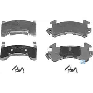 Wagner MX202 - Wagner ThermoQuiet Brake Pads