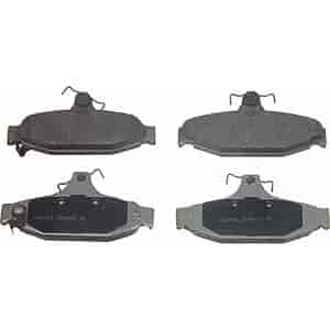 Wagner MX413 - Wagner ThermoQuiet Brake Pads