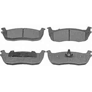 Wagner MX711 - Wagner ThermoQuiet Brake Pads