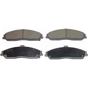 Wagner MX731 - Wagner ThermoQuiet Brake Pads