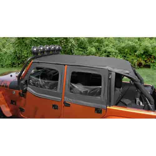 Rugged Ridge 13592.35 - Rugged Ridge Pocket Island Toppers