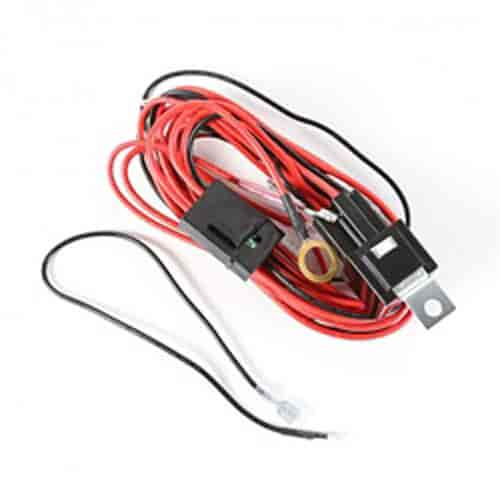 rugged ridge 15210 71 this is a light wiring harness without a rocker switch it is a component