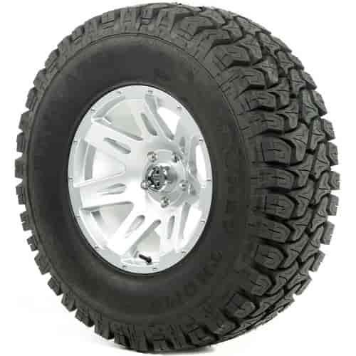 rugged ridge xhd wheel tire package 2013 14 jeep wrangler jk jegs. Black Bedroom Furniture Sets. Home Design Ideas