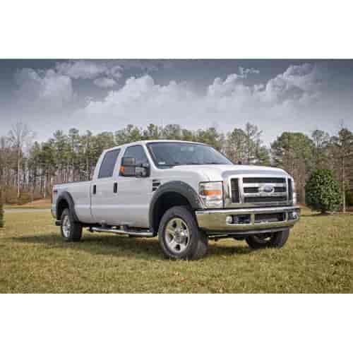 Rugged Ridge 81630.01 - Rugged Ridge All-Terrain Fender Flares